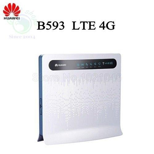 Bộ phát Wifi 4G Huawei B593 cao cấp chuyên dụng cho xe du lịch, xe khách