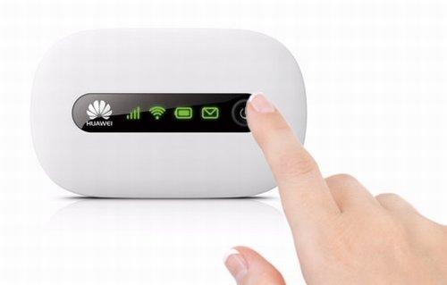 Bộ phát wifi 3G huawei E5220 tốc độ 21,6Mbps