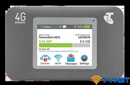 Bộ phát Wifi 4G Netgear 782S chuẩn LTE. Chất lượng Mỹ