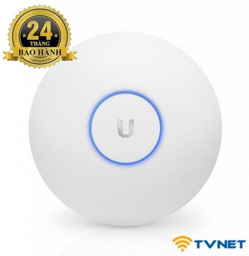 Bộ phát Wifi Unifi UAP AC NanoHD 802.11ac Wave2 MU-MIMO 2033Mbps. Hỗ trợ 200 User - Hàng Mỹ