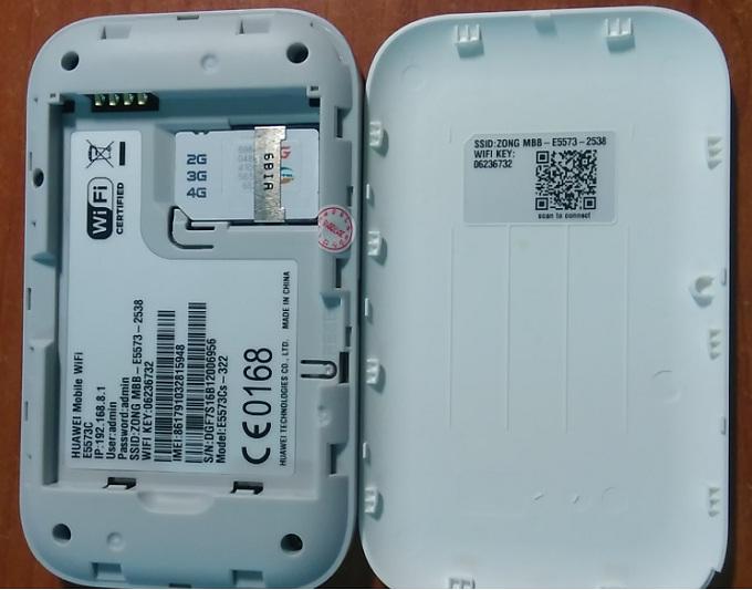 Hướng dẫn đổi tên và mật khẩu bộ phát Wifi 4G Huawei E5573 - Thiết