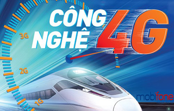 cong nghe 4g mobifone