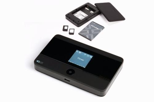 Thẻ nhớ trên Tp-Link M7350
